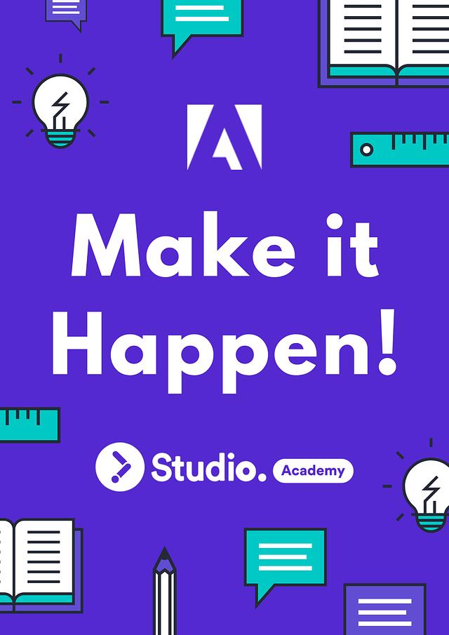 Make it Happen - DotnikStudio.Academy