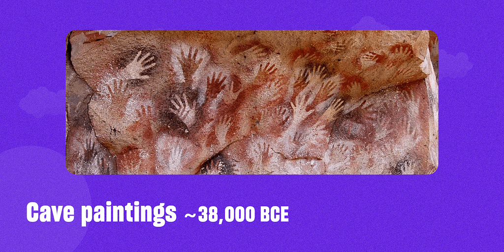 Cave-paintings-38000-BCE
