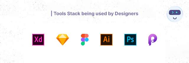 Tools Stack used by Designers - Product Designers